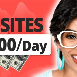 7 Websites To Turn $0 To $200/day Passive Income (earn $ while you sleep) Passive Income Ideas
