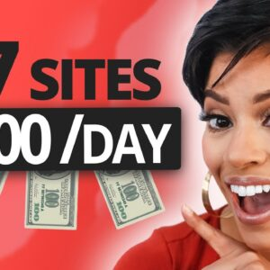 17 Websites To Make $300 a Day in 2021 For Beginners | Marissa Romero
