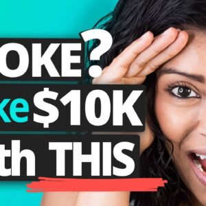 Broke Beginner? Get Paid $10,000 a month with This Website!