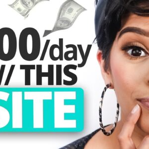 EARN $400 In One Day With This FREE WEBSITE   Marissa Romero