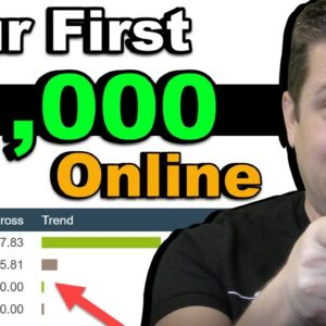 Earn Your First $1,000 Online - How To Get Paid Fast