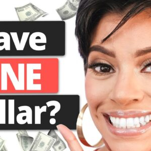 Have $1.00? Get PAID $10,000/Mo Create Passive Income Streams