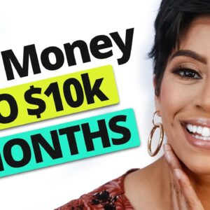 Start a Biz NO MONEY & Get Paid $10,000/Mo. in Less Than a Year