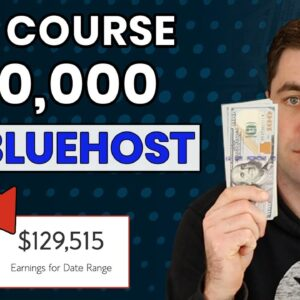 Make Money Online With Bluehost In 2020 Step By Step! (Bluehost Affiliate Marketing Tutorial)