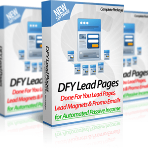 DFY Lead Pages Review - New Complete List Building System