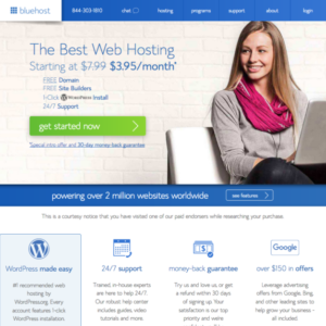 How To Start A WordPress Blog on Bluehost - Take Your Success