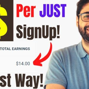 Earn 7$ / Signup   The Easiest Way To Make Money Online [2021]