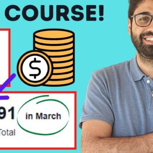 Make $3225.02 Online Passive Income (SAAS Business) FREE COURSE 2021