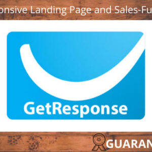 I will design high converting getresponse landing page and sales funnel, clickfunnels | FiverrBox