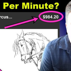 Crazy New App Pays $0.60 Every Minute? - You Won't Believe It!