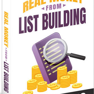 Real Money From List Building | PLR Sifu: Unlimited Access to 1000's of PLR and Resell Rights Products!
