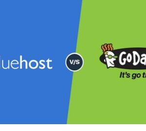 Bluehost Vs Godaddy For WordPress Hosting - Comparison of Features