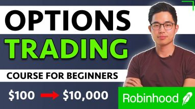 Options Trading For Beginners 2021   ULTIMATE Guide to Making $100+ Per Day